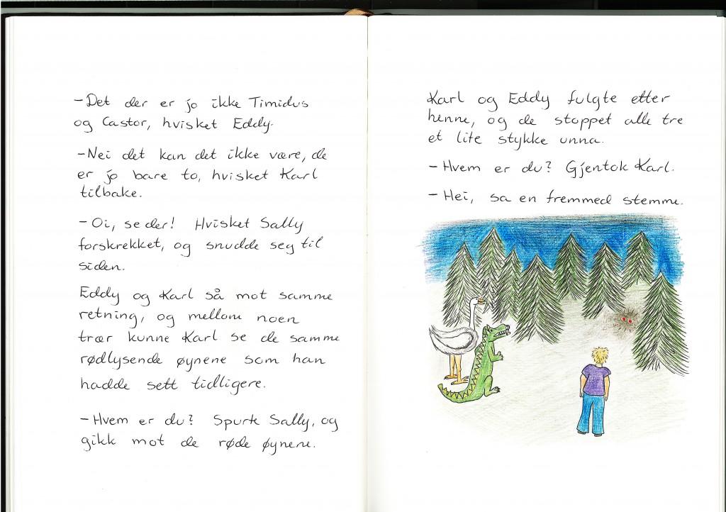 Mysteriet i trollskogen 3