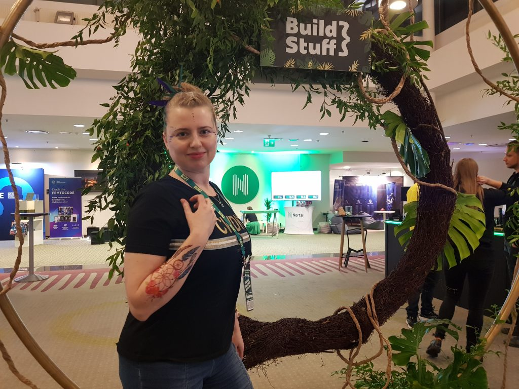 Darija at Build Stuff